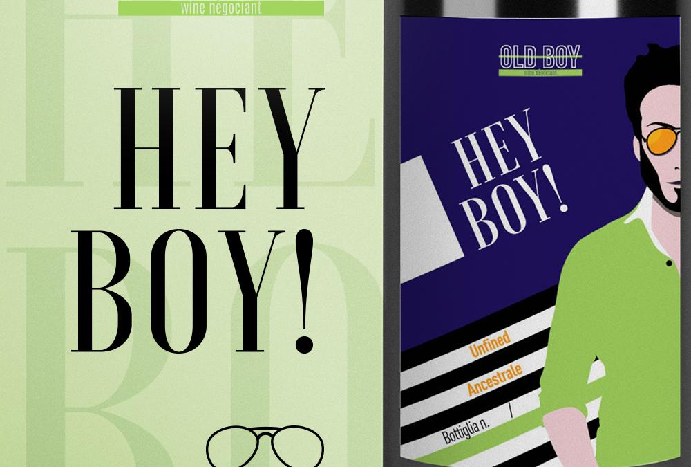 Un'intervista che ci è stata fatta di recente: Chi siamo noi di Old Boy?